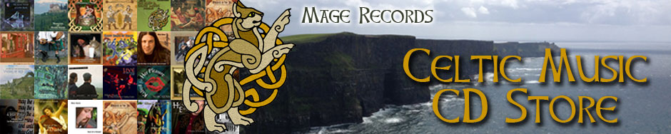 Celtic Music CD Store - Mage Records
