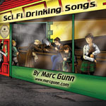 Sci Fi Drinking Songs