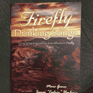 Firefly Drinking Songs Songbook
