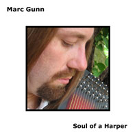 Soul of a Harper - Celtic Folk Music CD